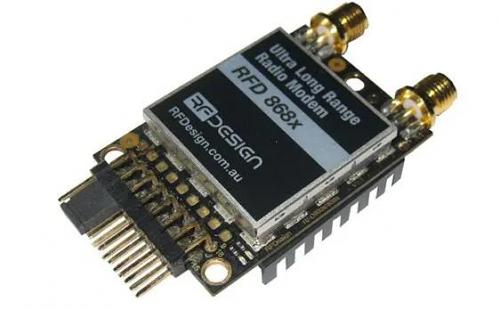 RF Design–TXMOD 868 Bundle for Telemetry and RC control
