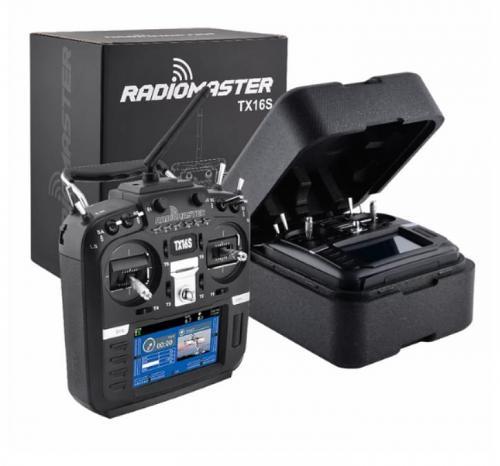 RadioMaster TX16S Hall Sensor Touch screen 16CH Multi-protocol System...