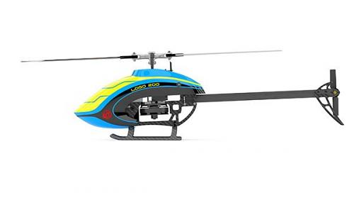 Mikado Logo 200 V-bar Bind-and-Fly ARTF Assembled Electric Helicopter