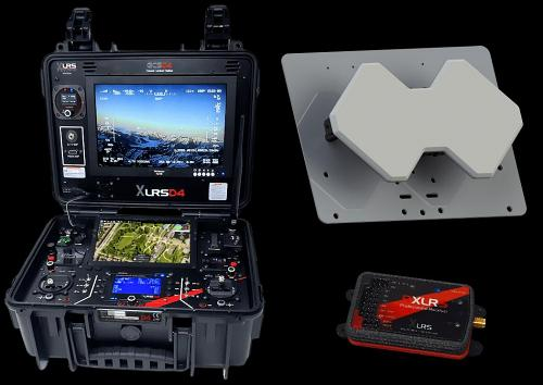 Professional Portable Ground Control Station D4 V2 with integrated...