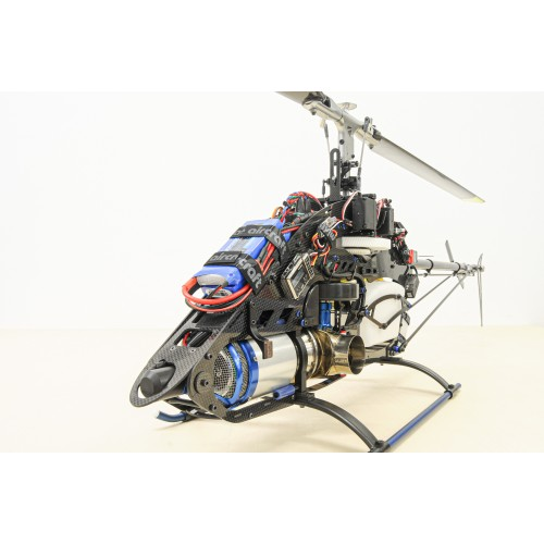 Miniature Aircraft Whiplash Turbine II with TS 45iH and Blades - Kit...